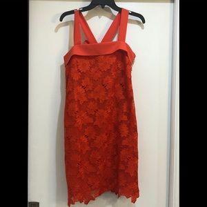 Banana Republic Red dress size 2